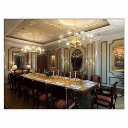 Hotel Dining Room Interior Designing Service