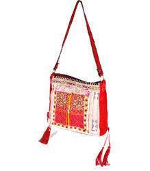 Banjara Leather Tote Bag