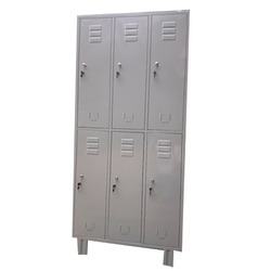 Locker With 6 Compartment