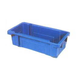 Pouch Plastic Crate