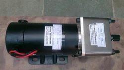 DC Inline Geared Motor