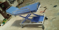 Hi Lo Stretcher Trolley