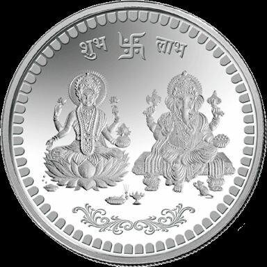 Gdi Fine 999 Silver Coin At Rs 50 Gram