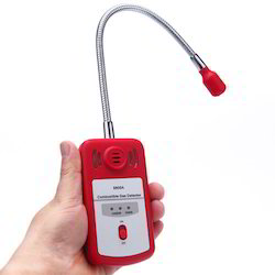 Combustible Gas Natural Gas Methane Leak Detector Analyzer