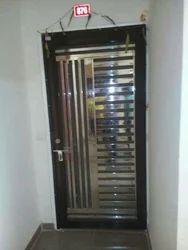 Steel Home Doors