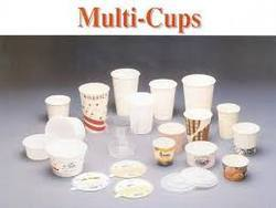 Duplex Item Disposable Paper Cup