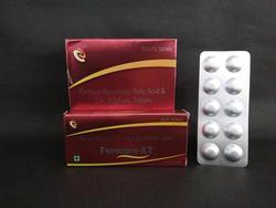 Ferrous Ascorbate, Folic Acid