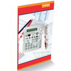 Accountancy Soft Cover Exercise Book