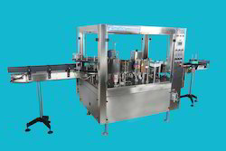 Filmatic Systems Bottle Labeling Machine, Capacity: 120 Bpm