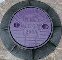 Thermodrain FRP Manhole Cover
