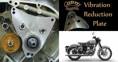 Royal Enfield Vibration Reduction Plate सकरन पलट