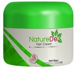 Myrecharge Ayurveda Nature De Ayurvedic Herbal Hair Cream, Pack Size: 100 Ml