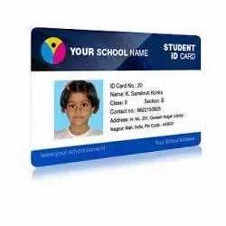 school identity cards