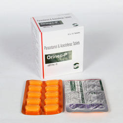 Third Party Paracetamol Tablets Manufacturing