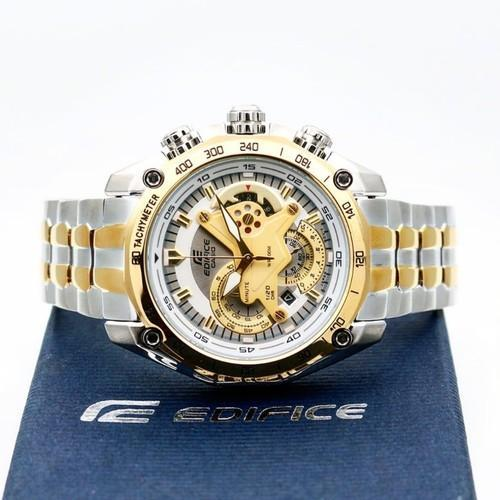 ef188a8e4b2e White Gold Casio Watches