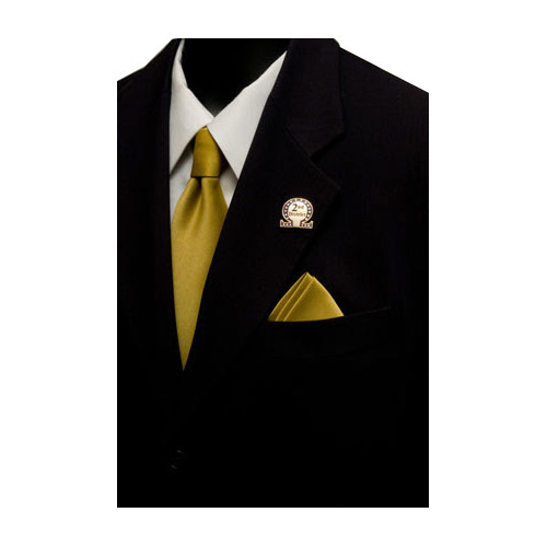Yellow Tie Set