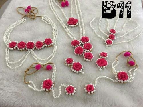 Floral Jewellery Flower Jewellery In Pune Baby Shower Summer