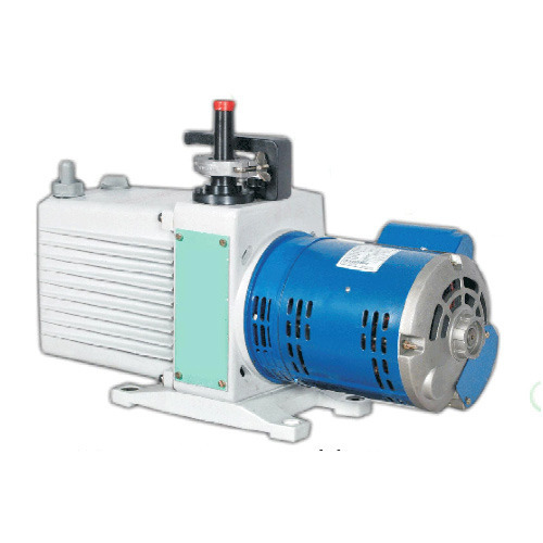 Own Single stage Oil Seal Vacuum Pump, Max Flow Rate: Industrial, Rs 35000  /piece | ID: 11850516933