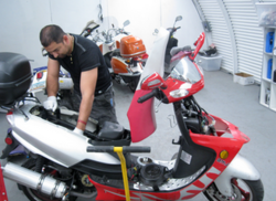 Two Wheeler Repair And Maintenance Services Scooter Repairing
