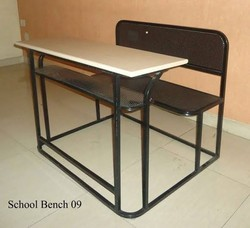 Secondary school bench