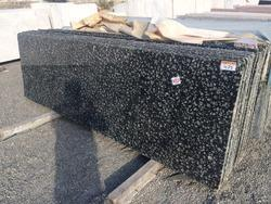 Coin Black Granite