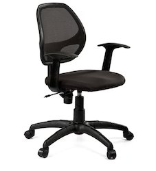 Short Back Computer Chair