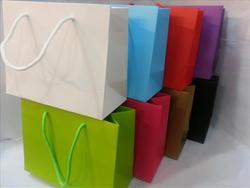 Plain Brown Paper Bags, For Shopping