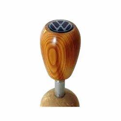 Wooden Car Accessory Gear Shift Knob