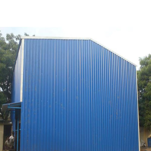 Function Hall Roofing Work
