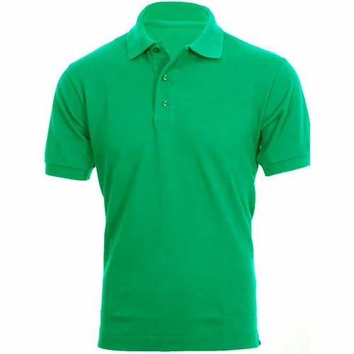 7d869886c0c2f5 Mens Green T Shirts at Rs 350 /piece   Gents T-Shirts, Men T shirts ...