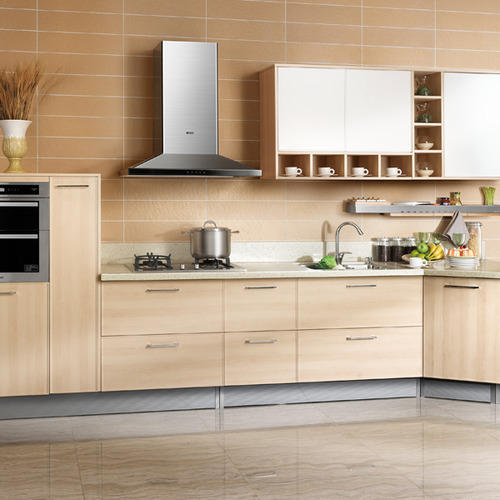 Kitchen Styles In Pakistan: PVC Kitchen Cabinet At Rs 250 /square Feet