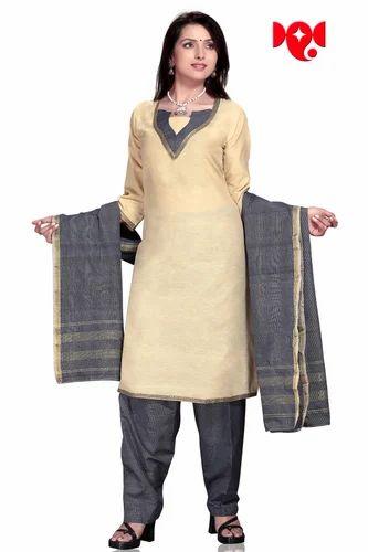 f1b33b6d35 Payal Light Colored Plain Suit at Rs 500 /piece(s) | Ladies Suits ...