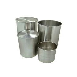 Stainless Steel Drums for Chemical Industry Use