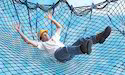 Fall Protection Safety Net