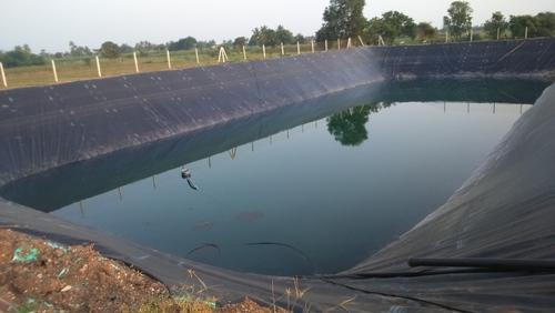 Hdpe Pond Liner Sheet At Rs 110 Square Meter Hdpe Pond