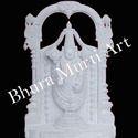 Black Stone Balaji Statue