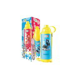 Corby 600 Plastic School Kids Water Bottle