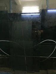 Black Toughened Glass