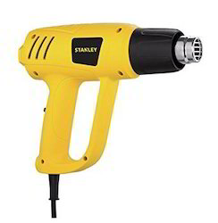 Stanley Hot Air Gun For Shrink Packaging - 1800 Watt