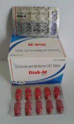 Gliclazide & Metformin HCL