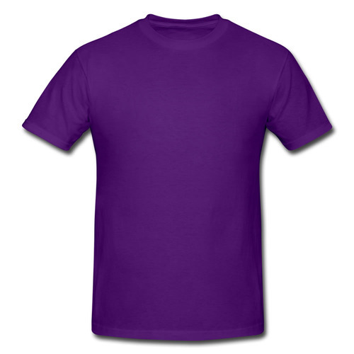 2d7ae912053 Plain Round Neck T-Shirts at Rs 125  piece