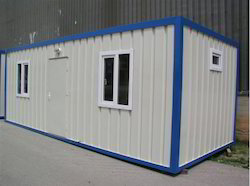 Prefabricated Portable Accommodation Cabin