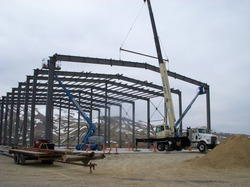 Warehouse Constructions