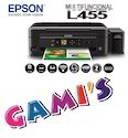 Epson L455 Inkjet  All In One Tank Printer