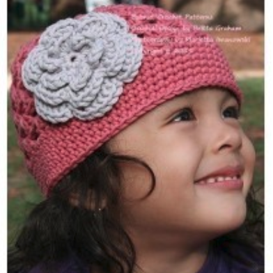 Girls Knitted Caps