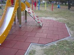 Children Playground Flooring Service
