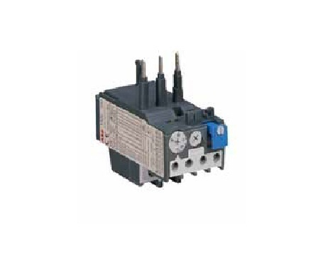 Abb 4.5 6.5 Amp Thermal Overload Relay, 1saz211201r2038 Handsome Electronic Overload Relay Wiring on