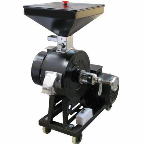 Vertical Type Atta Chakki, Aata Mill Machine, Atta Chakki ...