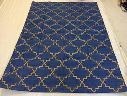 Cotton Handmade Woven Luxury Living Room Rugs In jaipur