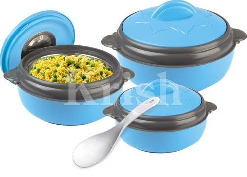Figo Hot Pot and Casserole 3 Pcs Set